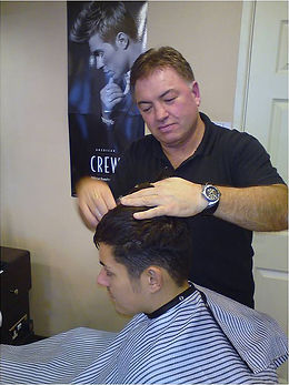 Refresher barbering