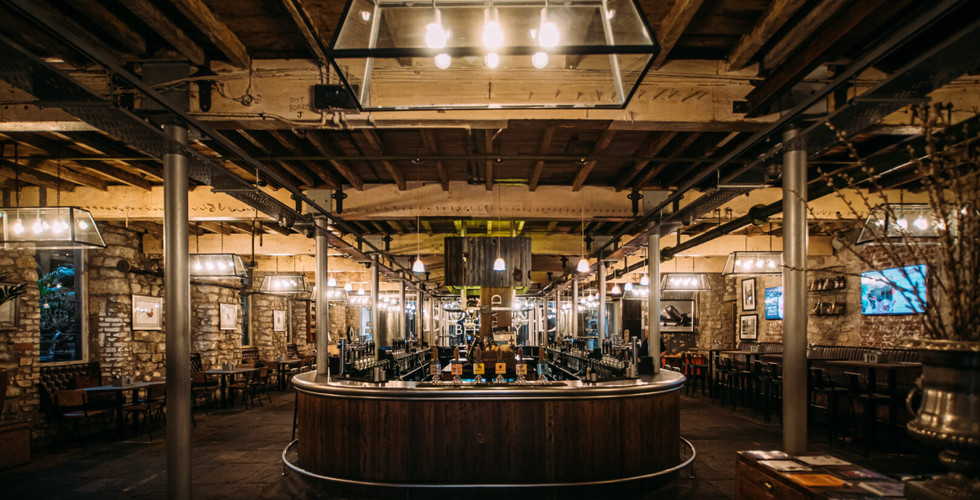 Holmes Mill - Beer Hall