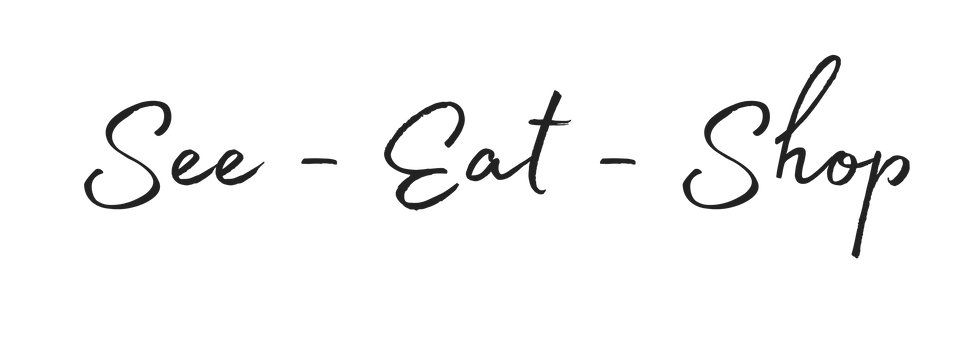 See | Eat | Shop logo