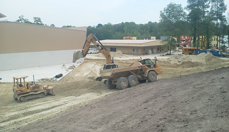 carolina creek project