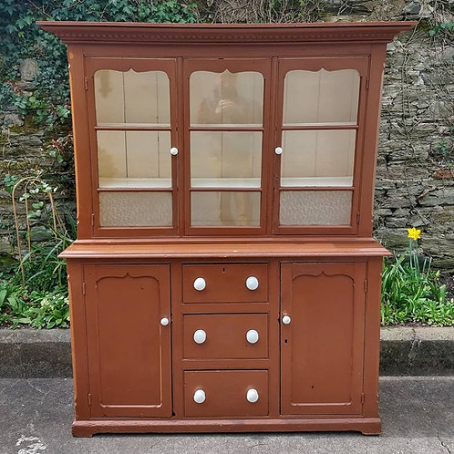 19ThC West Country Painted Dresser