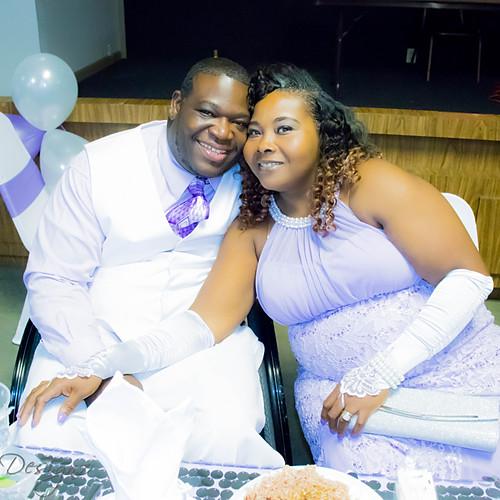 Ezra & Denise Wedding Reception