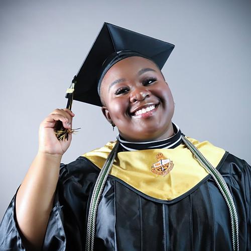 Mya's Graduation 2020