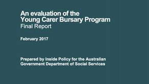 An Evaluation of the Young Carer Bursary Program