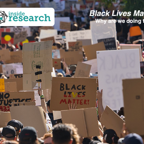 Black Lives Matter – Our Small Steps to Inform and Engage