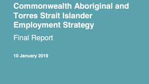 Evaluation of the Commonwealth Aboriginal and Torres Strait Islander Employment Strategy
