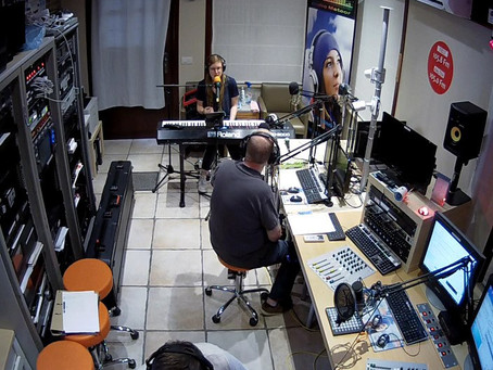 Interview Radio Meteor