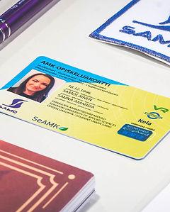 Opiskelijakortti