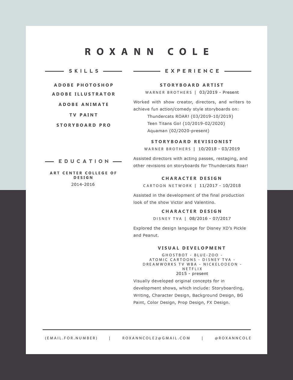 Resume ROXANN COLE 2020.jpg