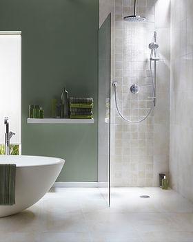 ванная комната, душевое ограждение, душевой уголок