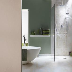 espaces de douche