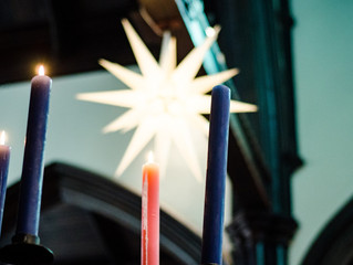 Coming of the King: The Season of Advent! - Letter from the Rector