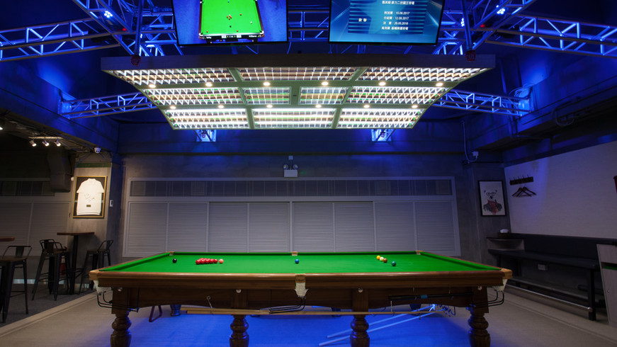 East Asia Snooker Academy 東亞桌球