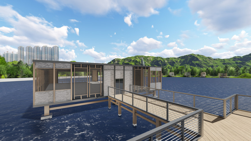 Tin Shui Wai Resort planning