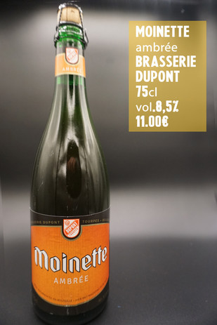 MOINETTE AMBREE