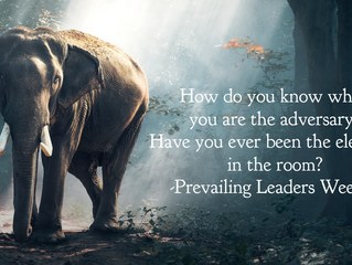 Am I An Adversarial Leader?