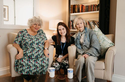 Miriam Margolyes & Virginia Mckenna on s