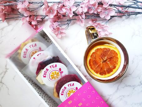Organic Dried Fruit Tea Giveaway!