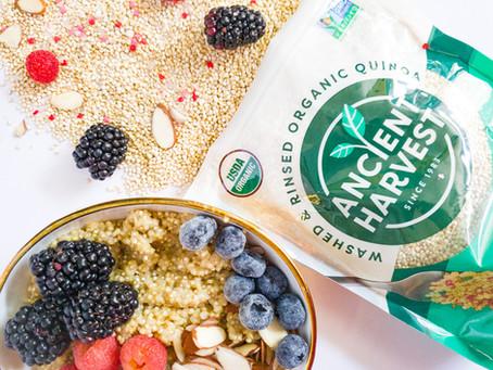 Breakfast Quinoa Bowl