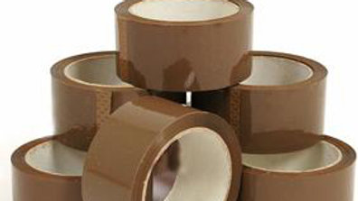 Buff Tapes (pack of 6 Rolls)