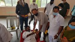 Blood Donation Camp 1 - Adileela Foundat