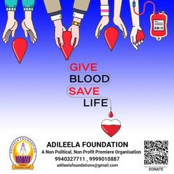 Blood Donation Camp 3 - Adileela Foundat