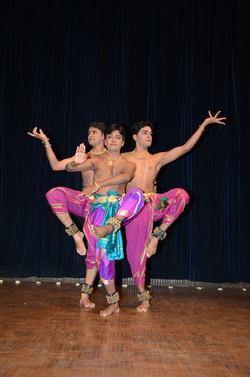 Bharathanatyam celebrations