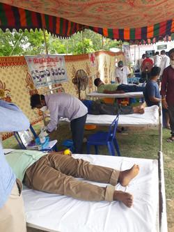 Blood Donation Camp 4 - Adileela Foundat