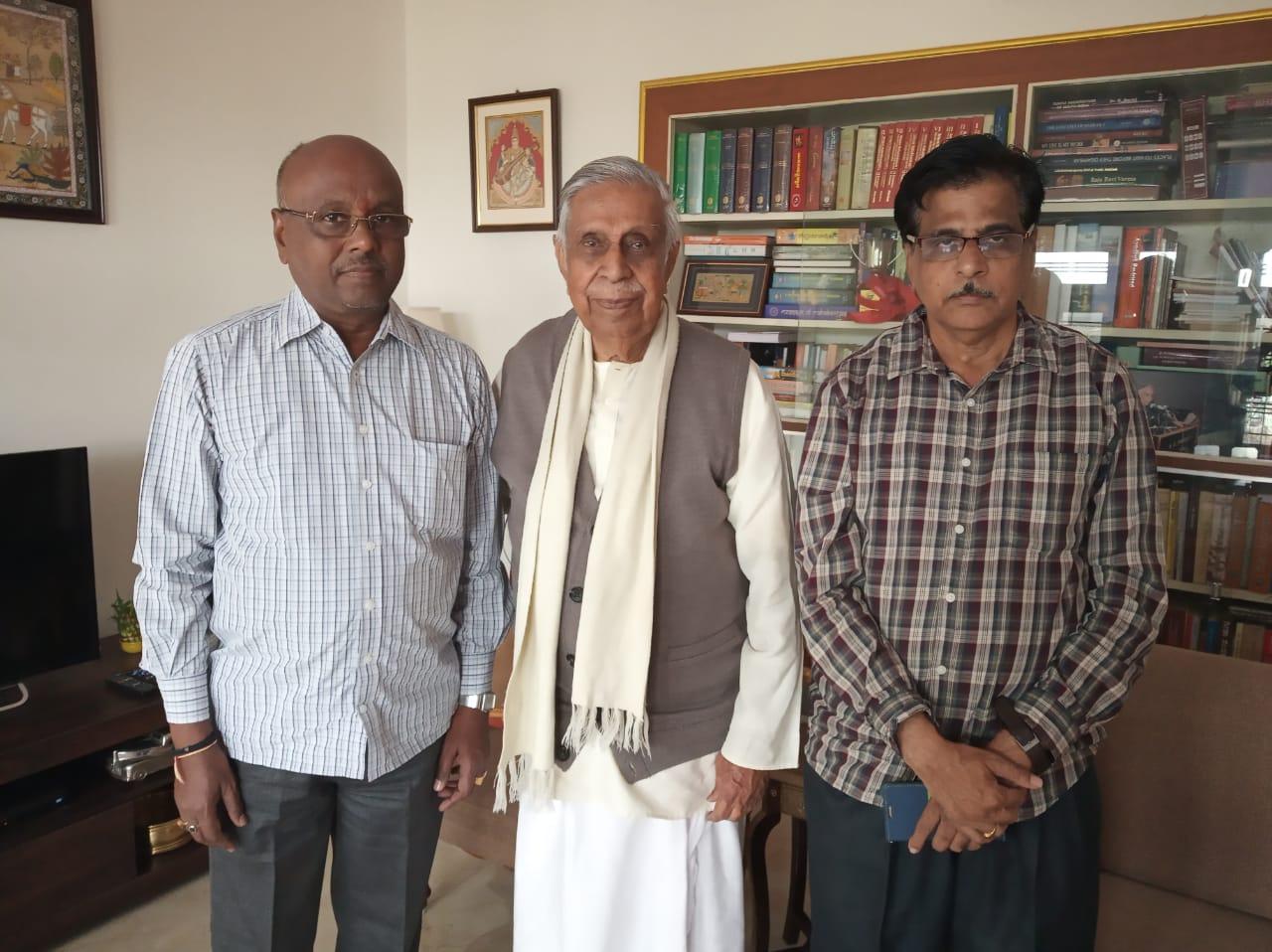 Chief Justice Venkat Challaiah garu