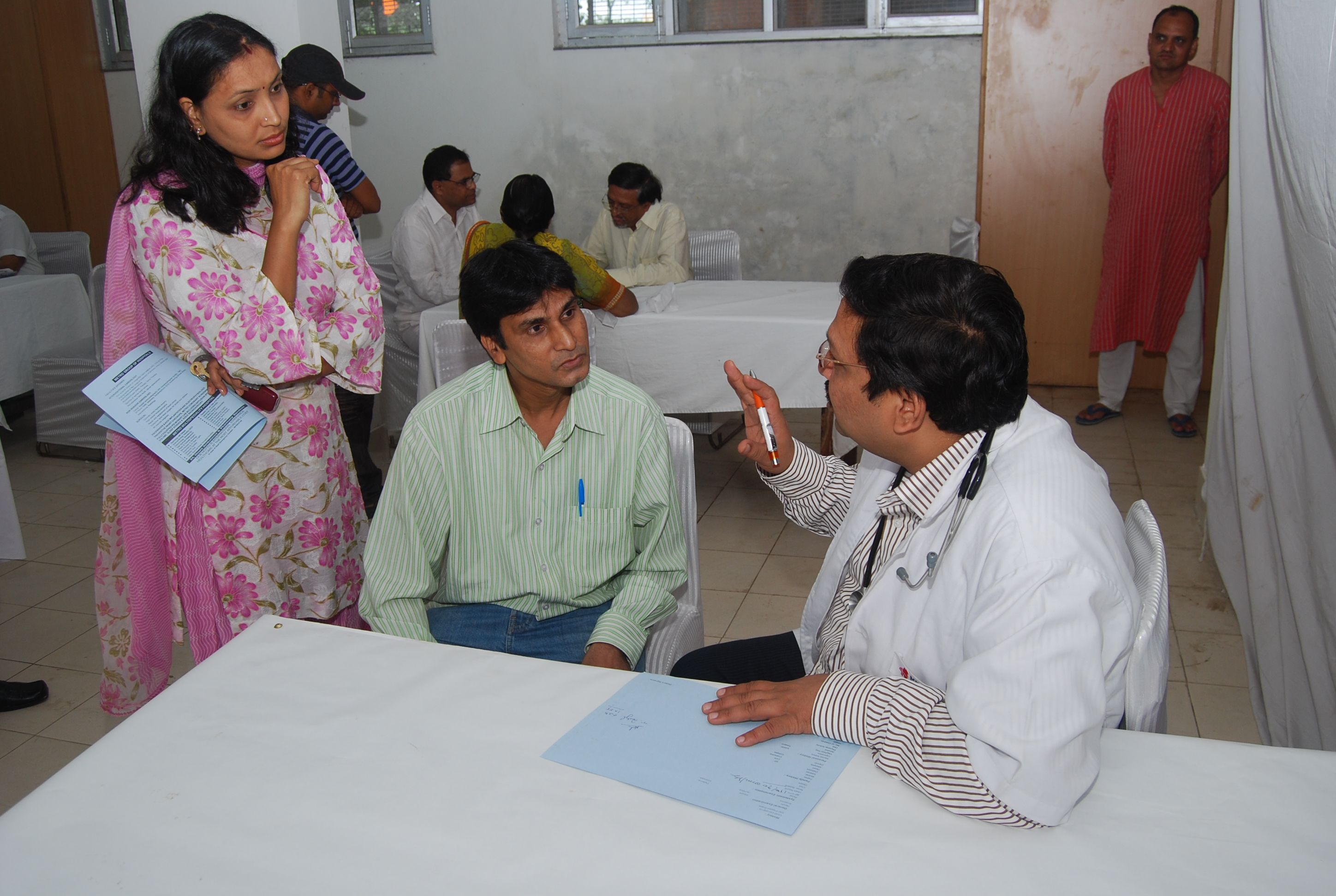 Free Health Check Up camp