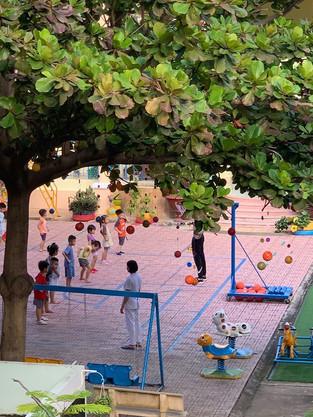 Детские сады во Вьетнаме