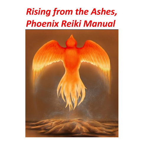Rising From the Ashes, Phoenix Reiki