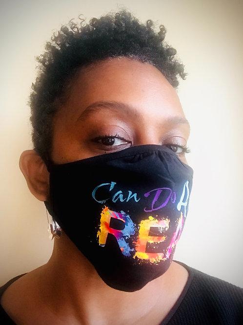 CD4R Black Mask