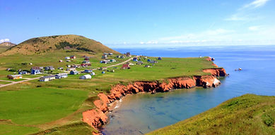 Pointe-Basse Îles-de-la-Madeleine