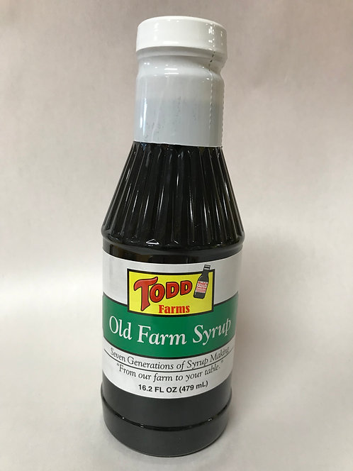 Old Farm Syrup (Molasses) - Pint
