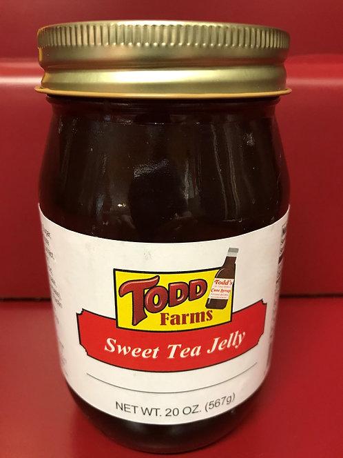 Todd's Sweet Tea Jelly