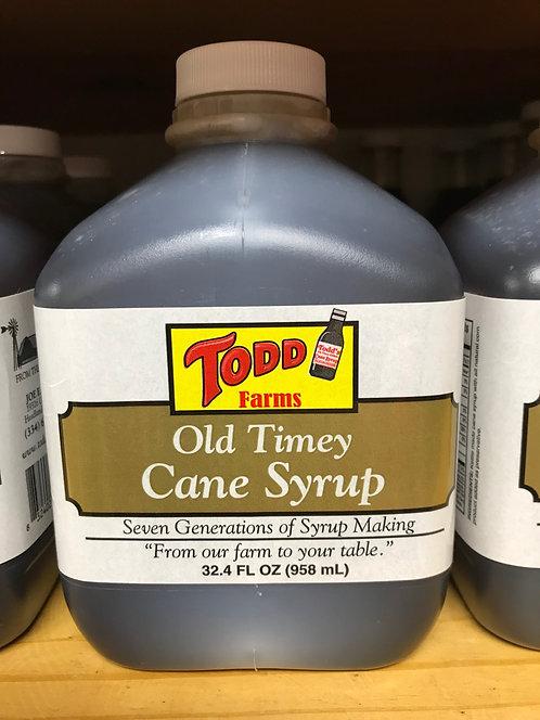 Original Old Timey Cane Syrup - Quart