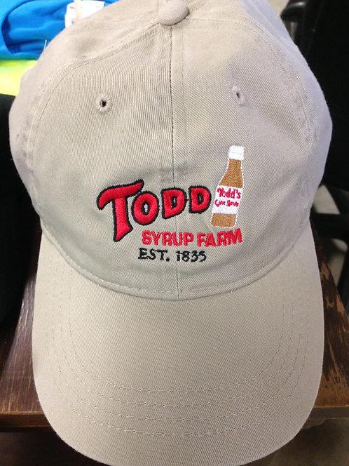 Employee Hat (Adjustable)