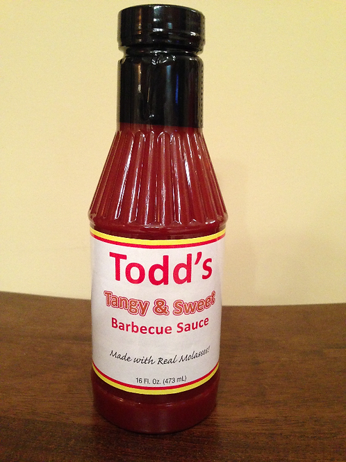 Sweet & Tangy Barbecue Sauce - Pint