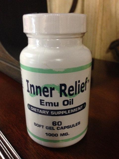 Inner Relief Supplement
