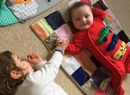 Helping siblings to get on