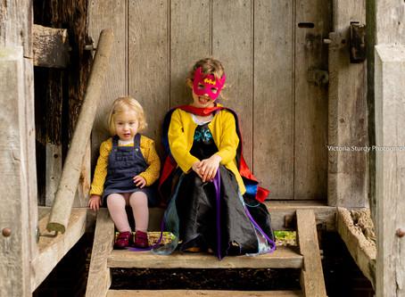 GUEST BLOG from Victoria Sturdy, Newborn Photographer