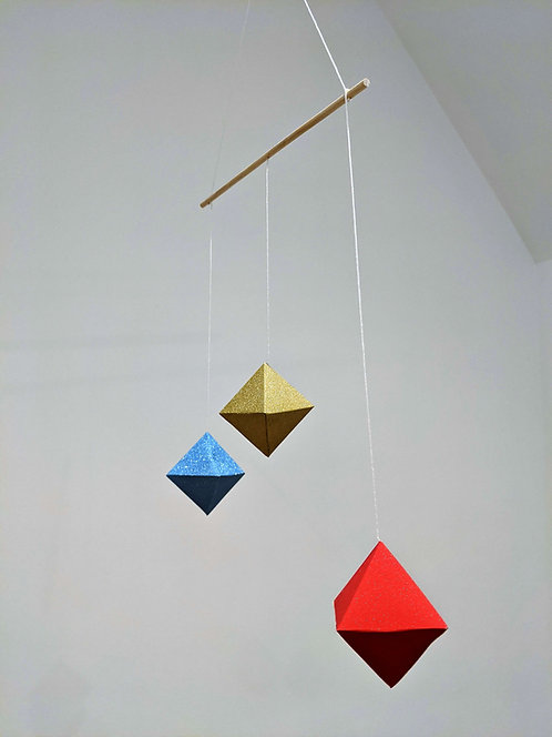 Octahedron (Second Mobile)