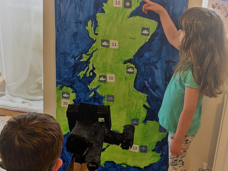 Weather Forecasting: Learning Through Play