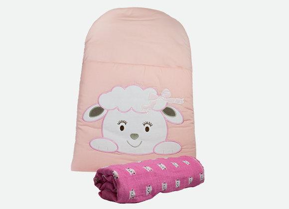 Cotton Candy Nap Set