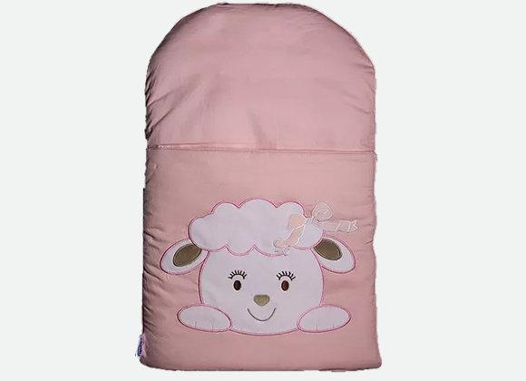 Cotton Candy Baby Nap Mat