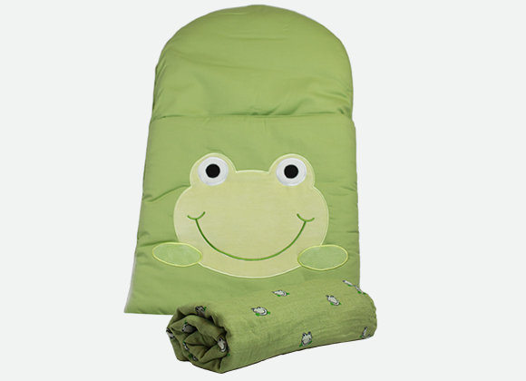 Googly Green Nap Set
