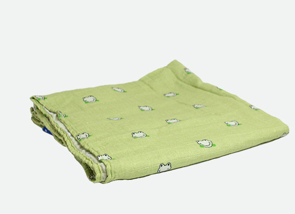 Google Green Baby Swaddle Wrap