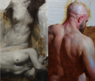 Form Painting with the Figure