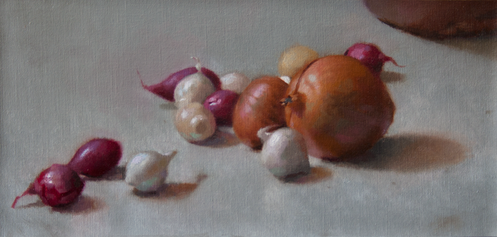 Shallots and Onions